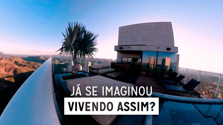 Cobertura top house Vila da Serra: sinta como é viver com sofisticação