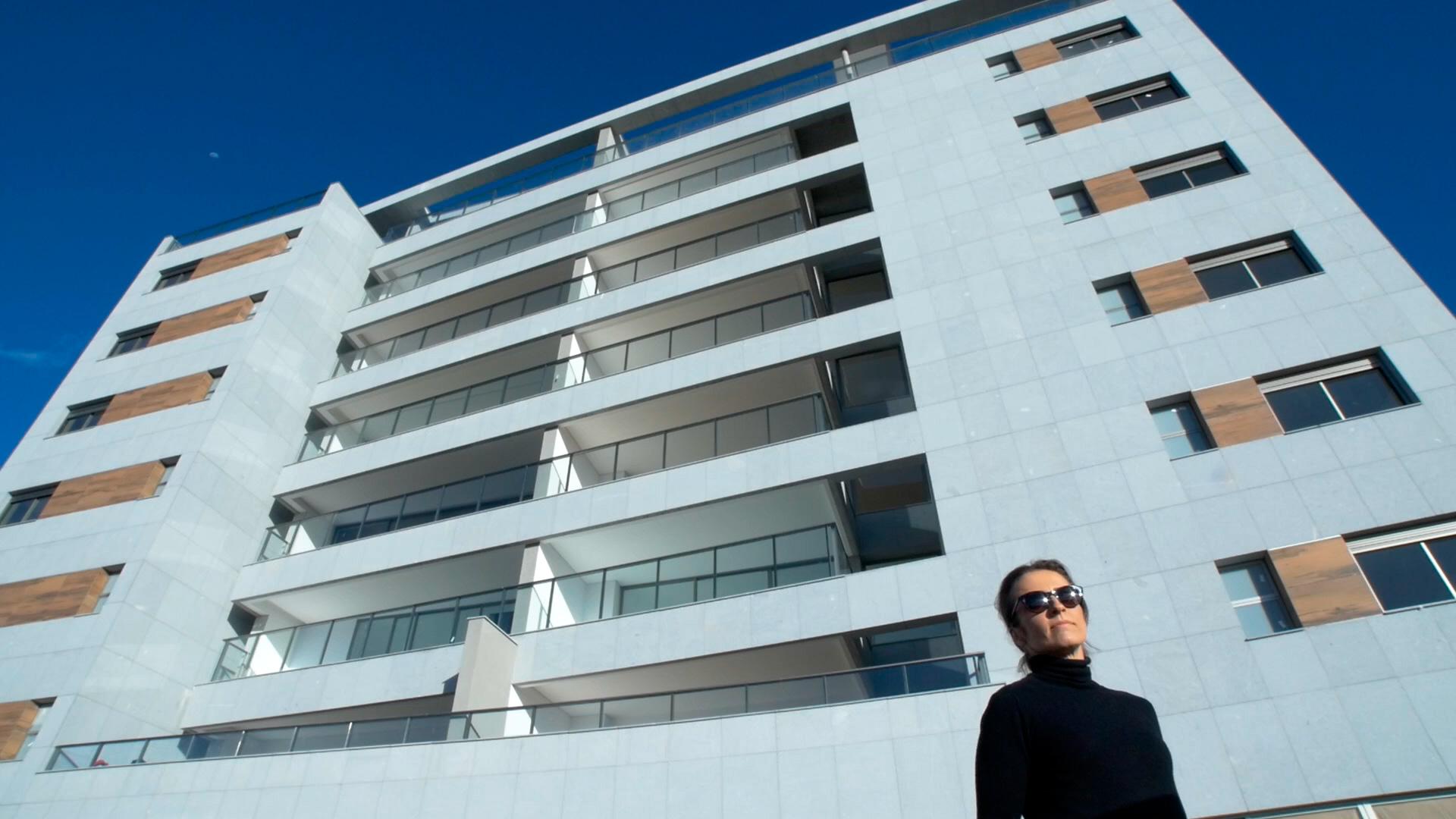 Edifício Lua tem projeto das arquitetas Cris Morais e Joanna Mendes