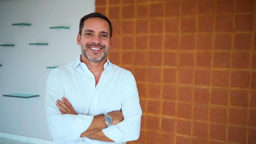 Paulo Junqueira conta sobre seu projeto para um apartamento