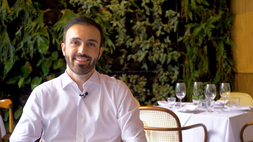 Leonardo Paixão assina o espaço gourmet do Ed. Icone Residence
