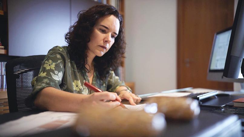 Helena Rios cria proposta para a cobertura do Ed. Brisa