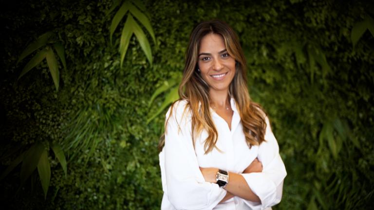 Bárbara Zanetti apresenta projeto para unidade do Ed. Brisa
